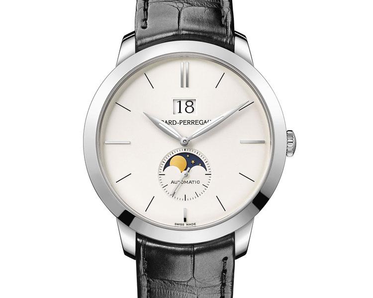 Girard-Perregaux 1966 Grande Date et Phases de Lune