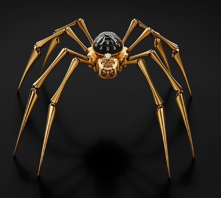 MB&F Arachnophobia