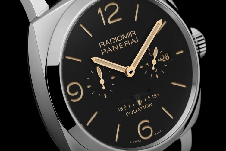 Panerai Radiomir 1940 Equation du temps 8 jours 48 mm
