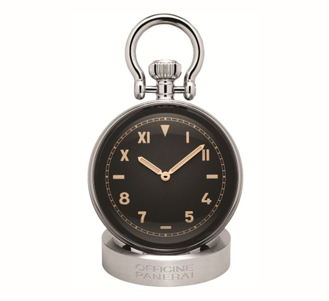 table clock Panerai