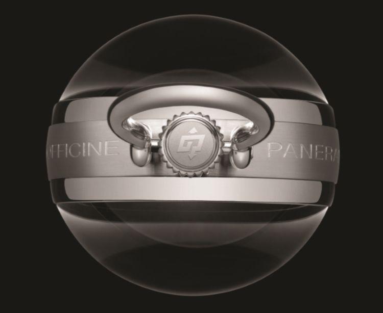 Panerai : deux nouvelles horloges de table