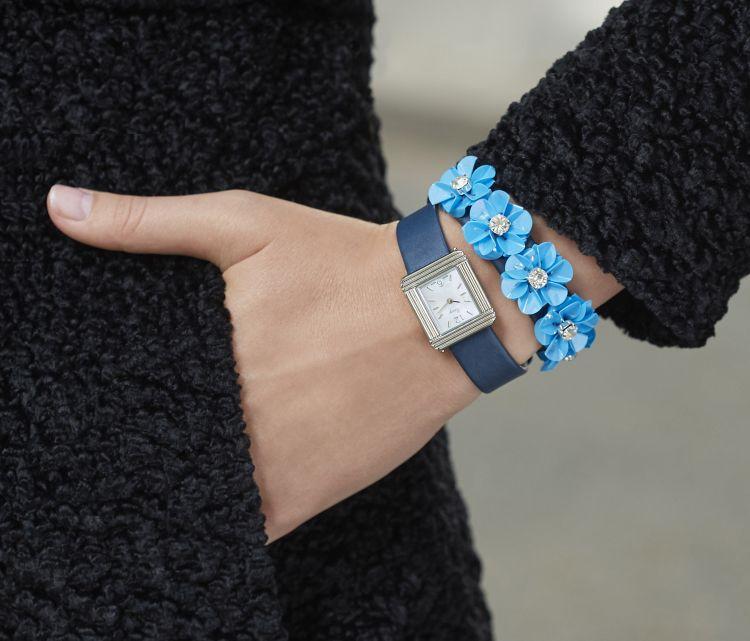 Bracelet Fleur Carven pour Poiray