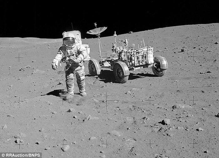 """Le chrono Bulova qui a """"marché sur la Lune"""" : estimé un million de dollars"""