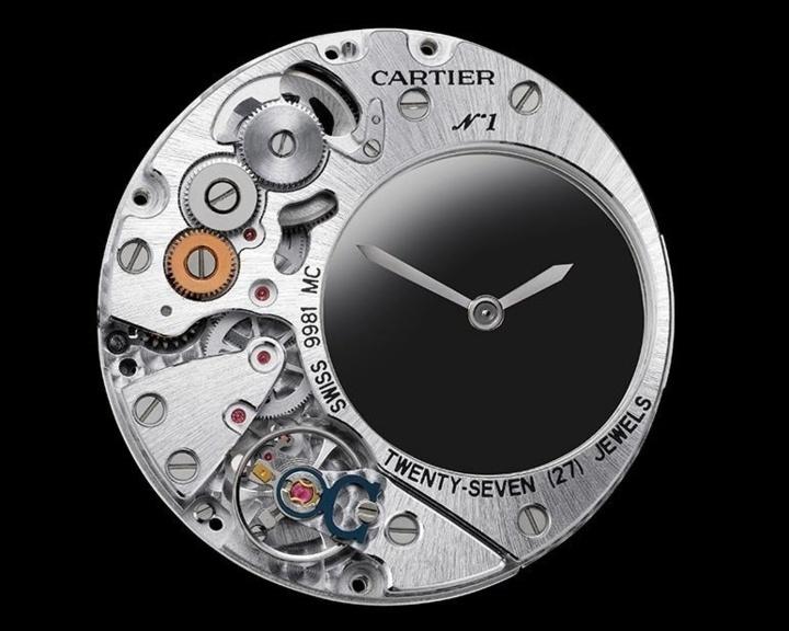 Clé de Cartier, L'heure mystérieuse