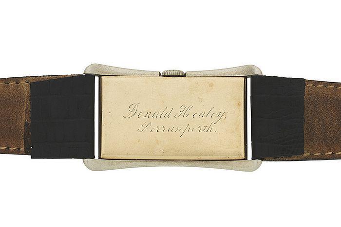 La Rolex Prince de Donald Healey