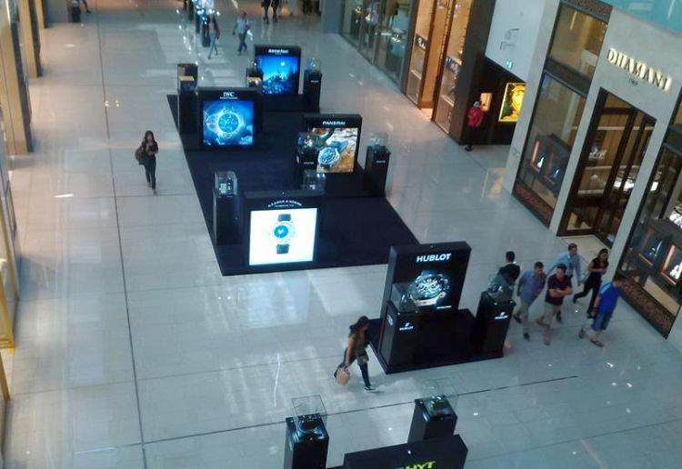 Gagnez une Hublot en faisant vos courses au Dubaï Mall