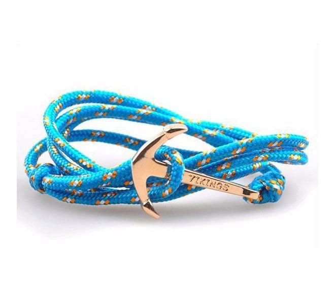 Misterchrono, le spécialiste de laccessoire horloger vient de référencer les bracelets en nylon Vikings qui sattachent par le biais dune « ancre de