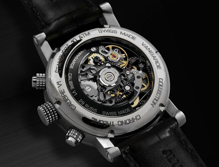 Vangarde : le nouveau chrono Théorie