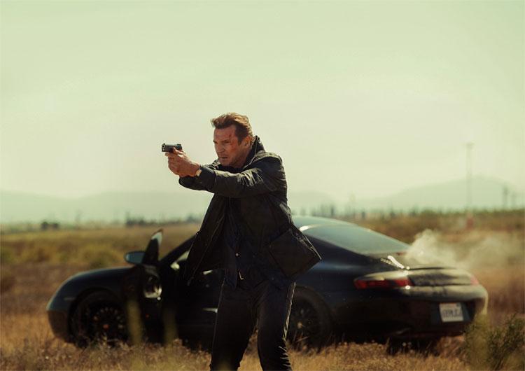 Taken 3, Liam Neeson, DR