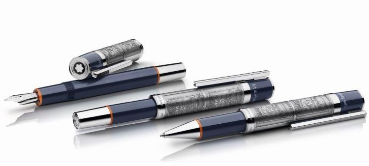 Montblanc Grands Personnages : Andy Warhol Edition Spéciale