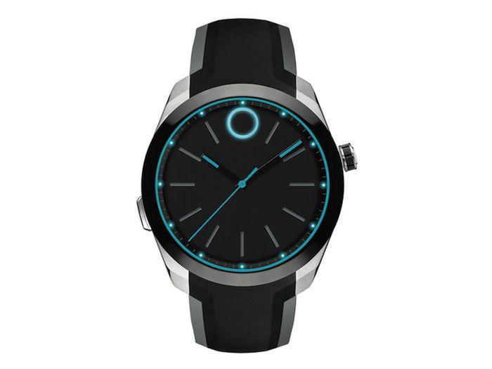 Bold Motion : la smartwatch de Movado