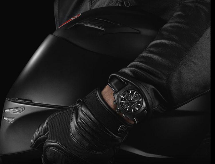 Tudor Fast Rider Black Shield XDiavel : moto-chrono