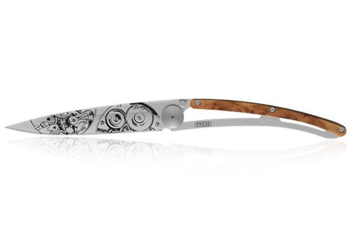 couteau de poche design