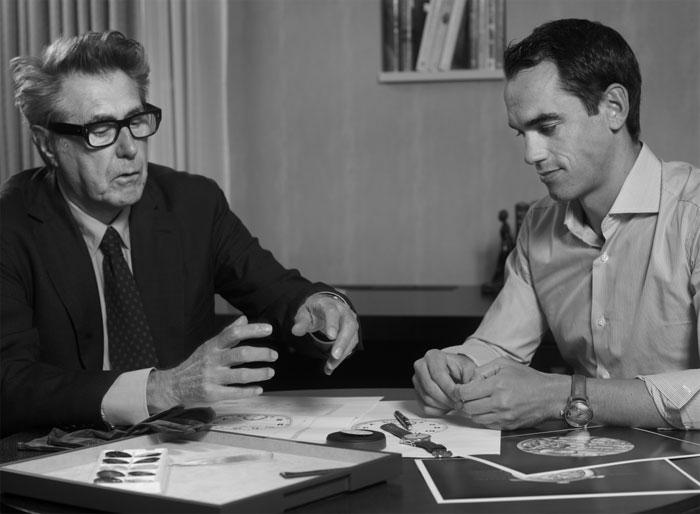 Brian Ferry et Edouard Meylan
