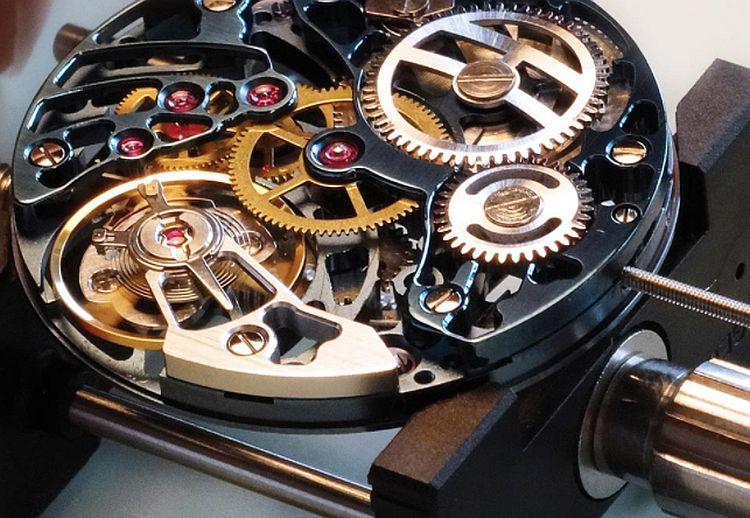 Atelier horloger Initium