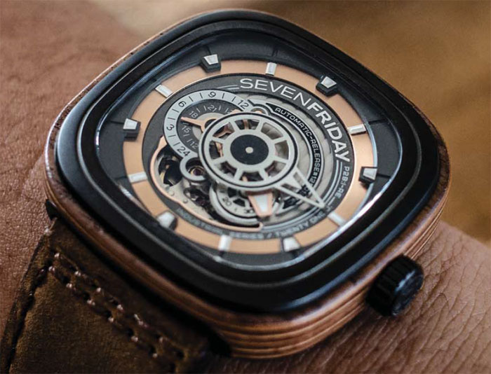 Sevenfriday P2B/03-W : nouvelle Woody donc...