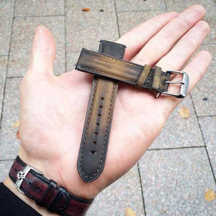 Pimpmystrap : un bracelet patiné pour votre garde-temps préféré