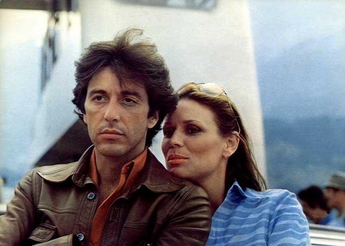 Bobby Deerfield, Al Pacino et Marther Keller, DR