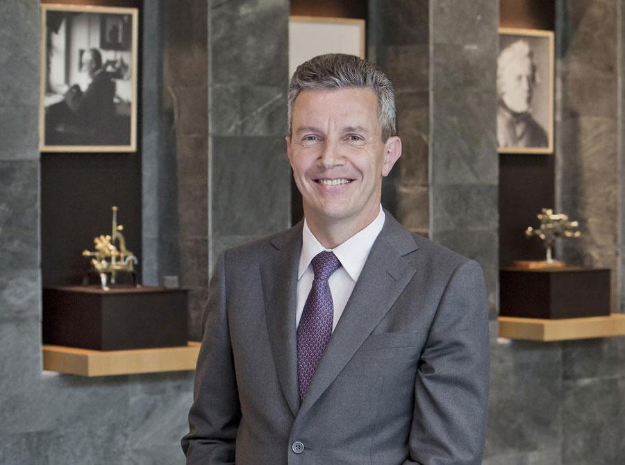 Venu de chez Rolex, Daniel Riedo dirige Jaeger-LeCoultre depuis juillet 2013