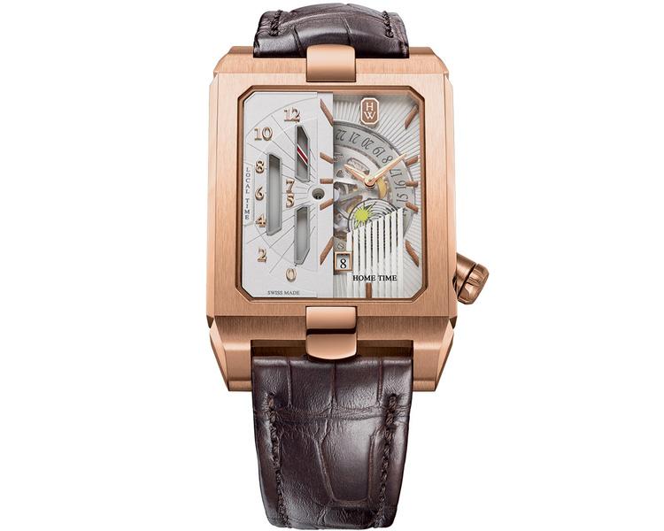 Harry Winston Avenue Dual Time Automatic