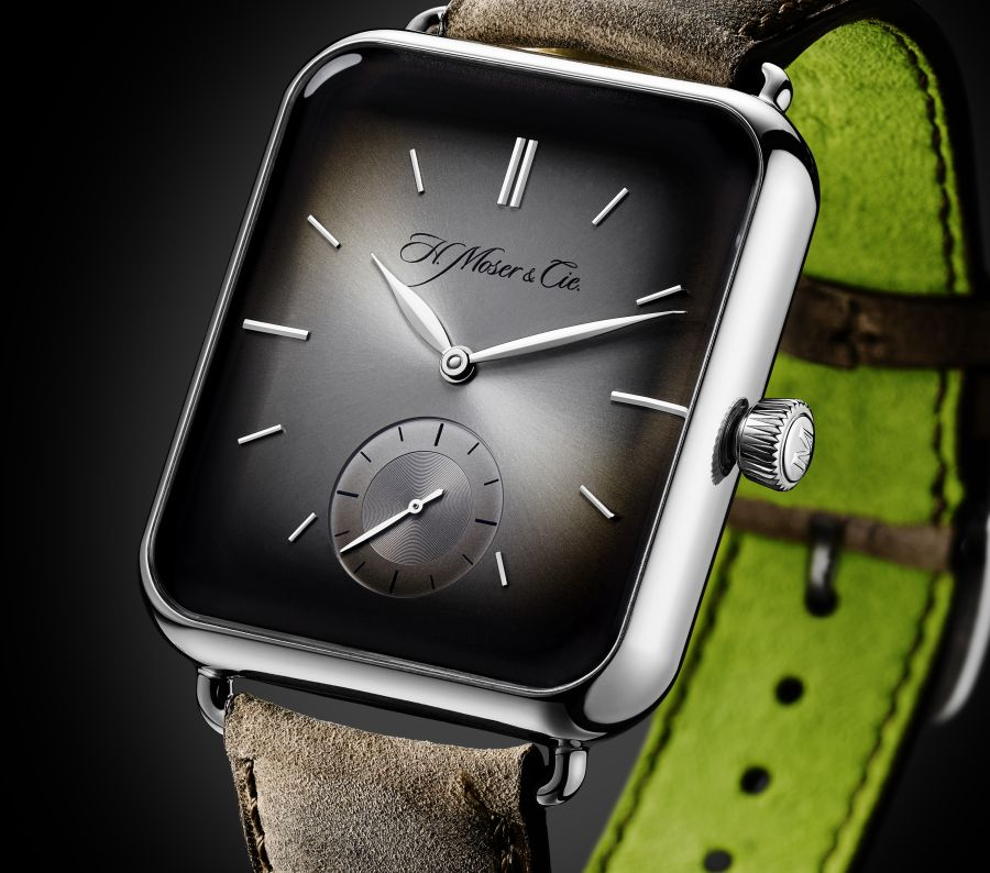 Moser Swiss Alp Watch : l'anti smartwatch