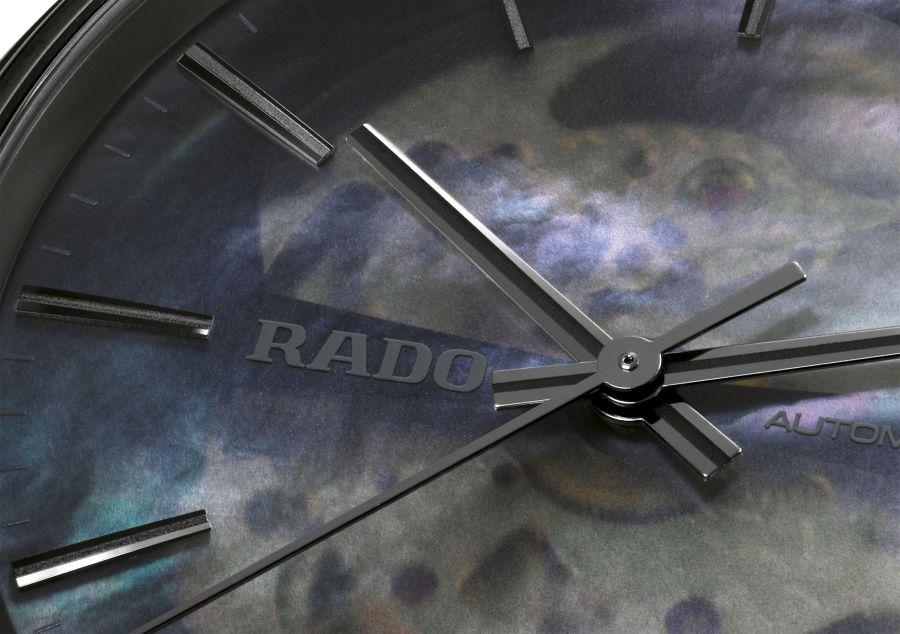 Rado True Open Heart : en toute transparence