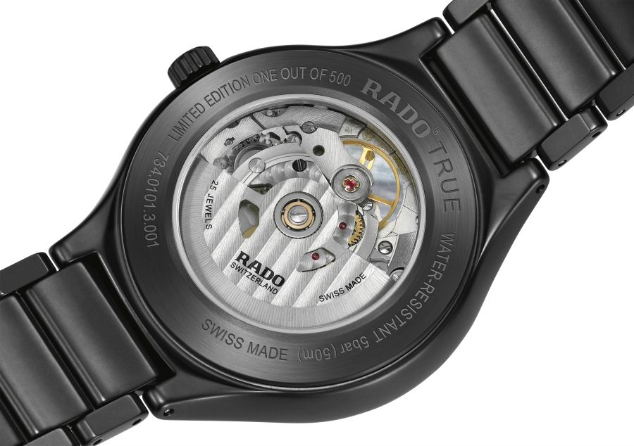 Rado True Open Heart : en toute transparence