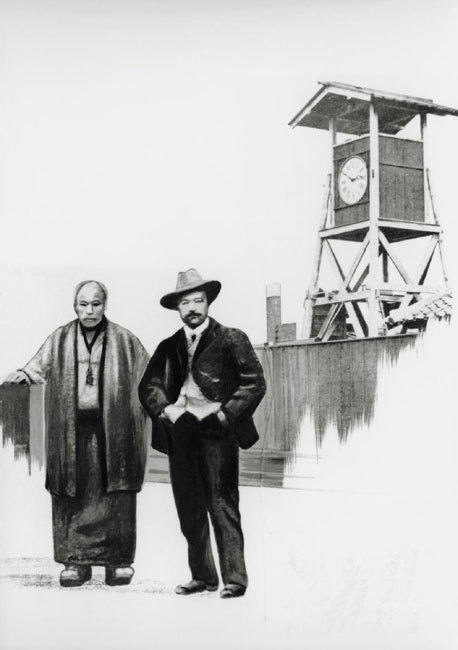 Girard-Perregaux : exposition François Perregaux à Yokohama