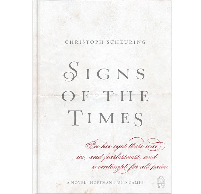 Signs of the times : un roman hommage à Ferdinand Adolph Lange