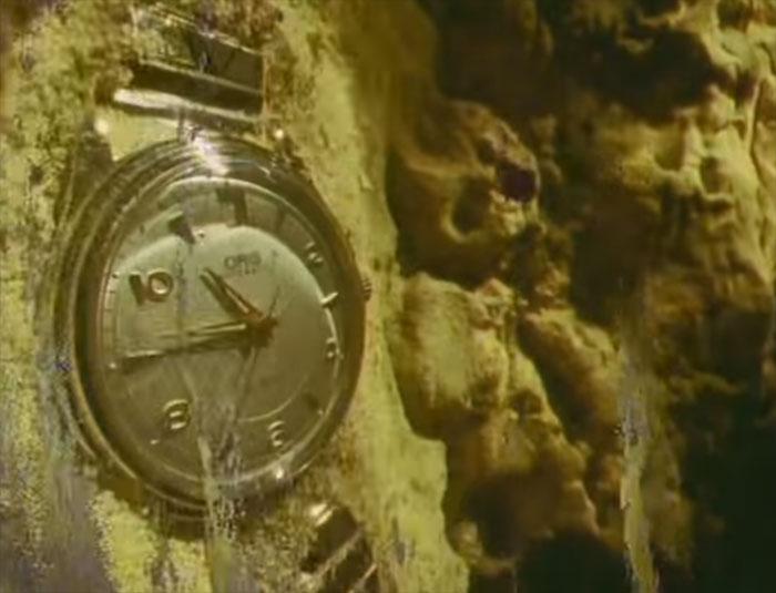 Digging in the dirt de Peter Gabriel : Oris en guest-star