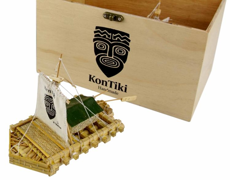 Reproduction du Kon Tiki