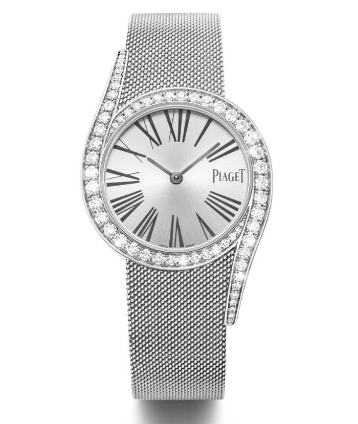 Piaget Limelight Gala maille milanaise