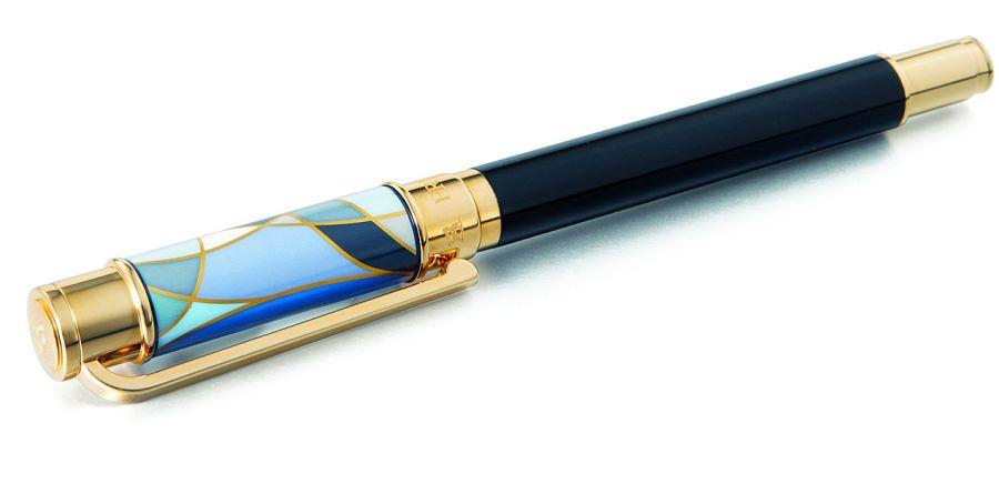 Frey Wille : quand les stylos se parent d'émail