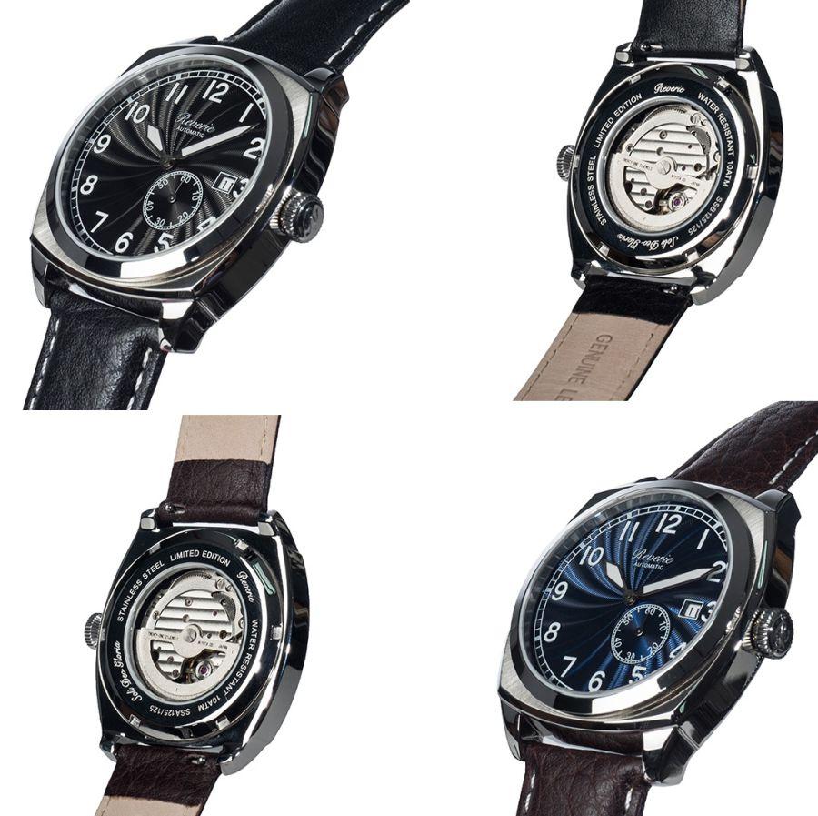 Reverie Sea-Spirit : de jolies montres de villes à moins de 500 euros