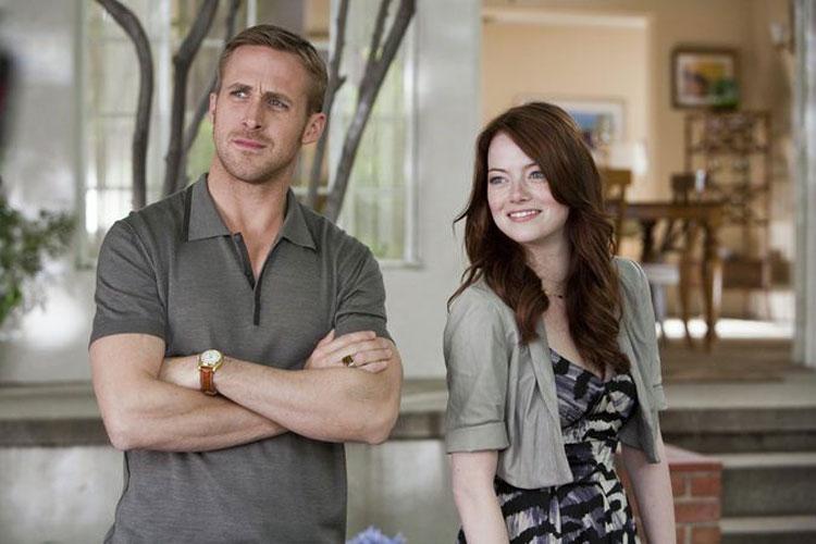 Crazy, stupid, love : Ryan Gosling porte une Rolex Oyster Bubbleback
