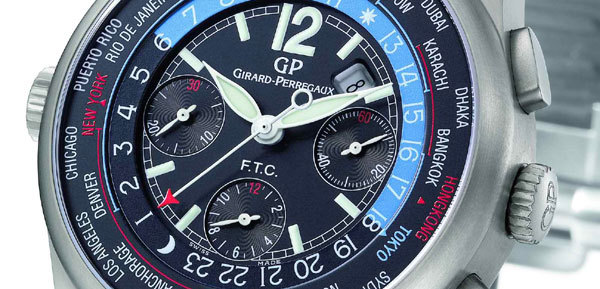 ww.tc 24 Hour Shopping de Girard-Perregaux