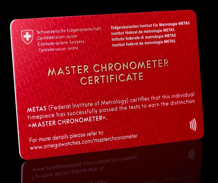 Omega Globemaster : le premier Master Chronometer au monde
