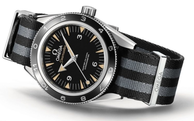 Omega : la montre de James Bond vendue 120.000 euros