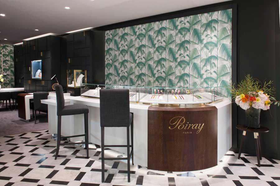 Poiray ouvre à Bordeaux