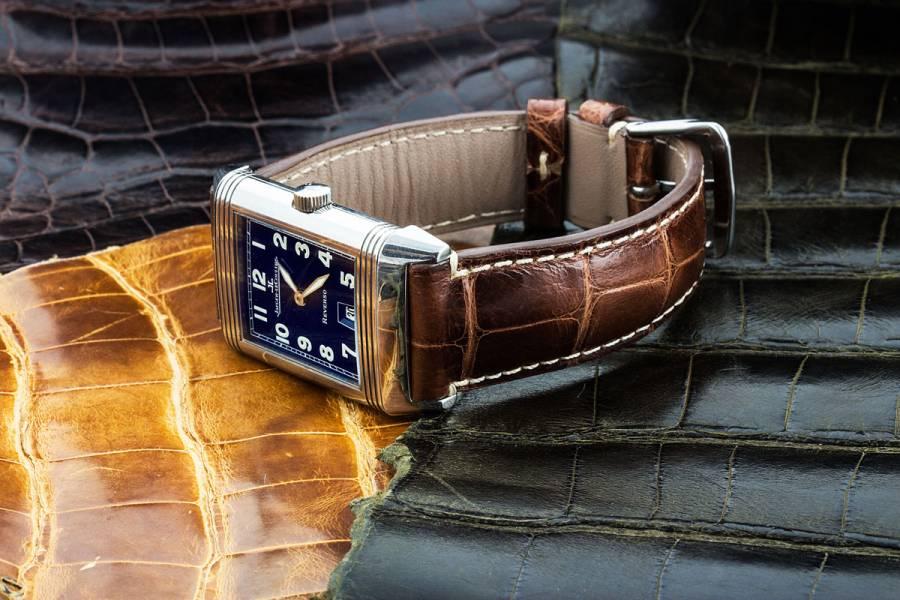 Radika S46 sur montre Reverso by ABP