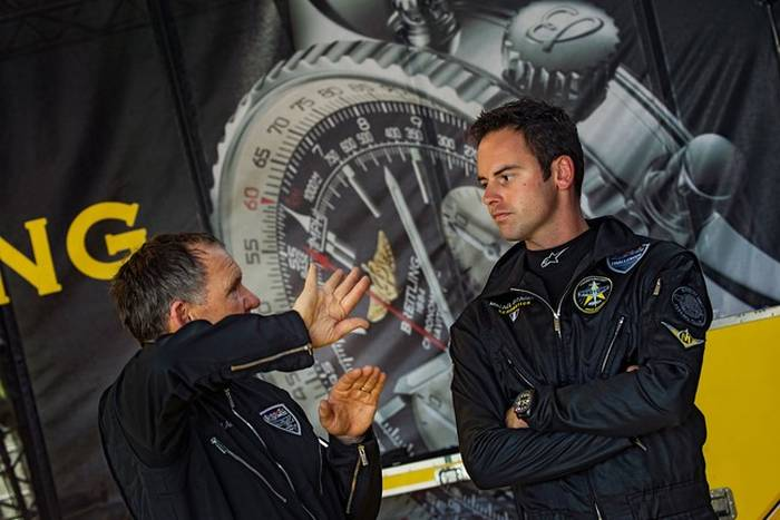 Breitling partenaire du Red Bull Air Race World Championship 2016