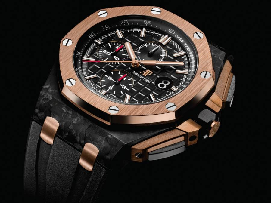Chronographe Royal Oak Offshore QEII Cup 2016