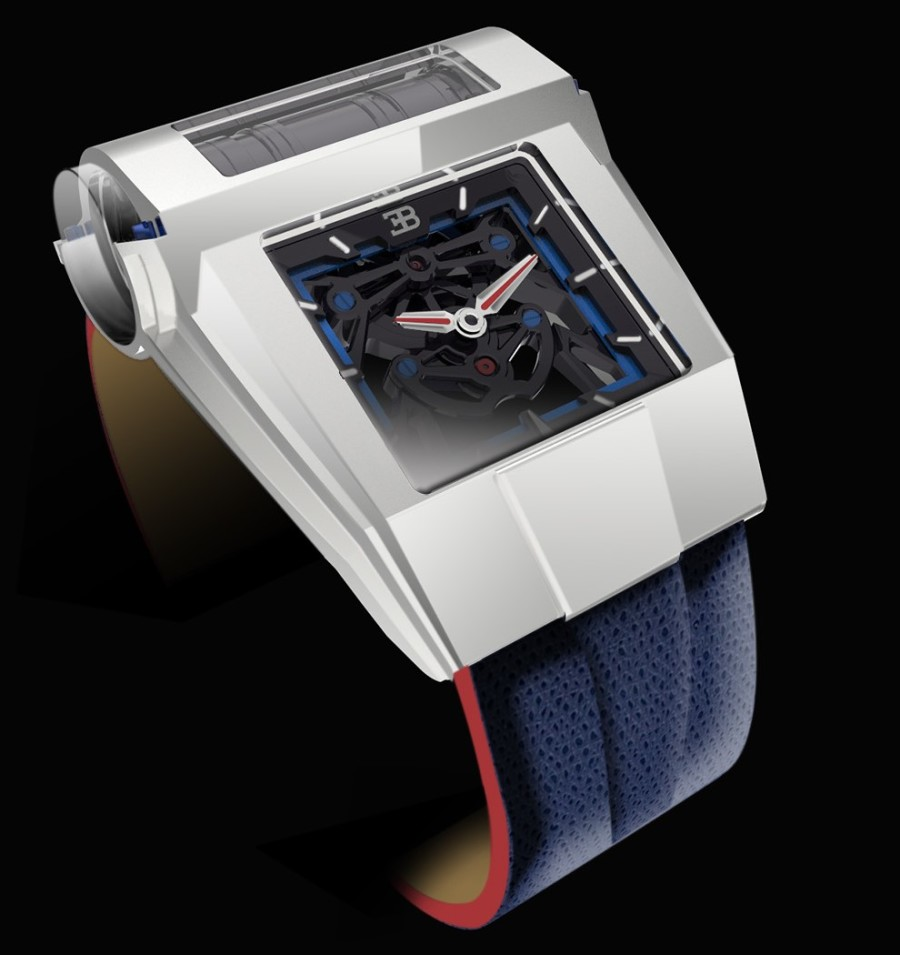 PF Bugatti Type 390 Concept Watch