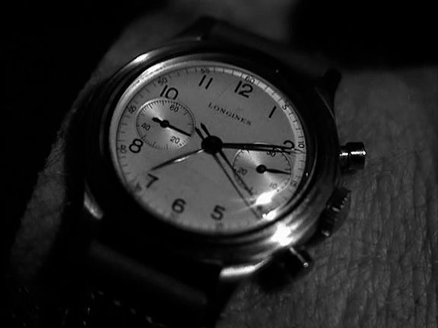 Aventure dans le Grand nord : Lloyd Nolan porte un chrono Longines 13ZN