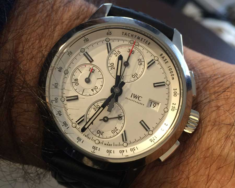 IWC Collection Pilote