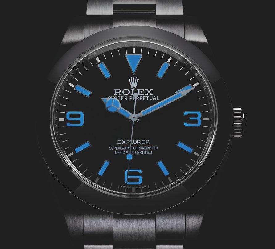 Rolex Explorer 39 mm : lifting léger mais justifié