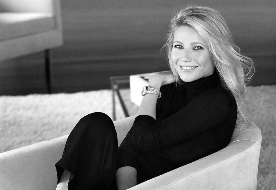 Gwyneth Paltrow pour Frédérique Constant