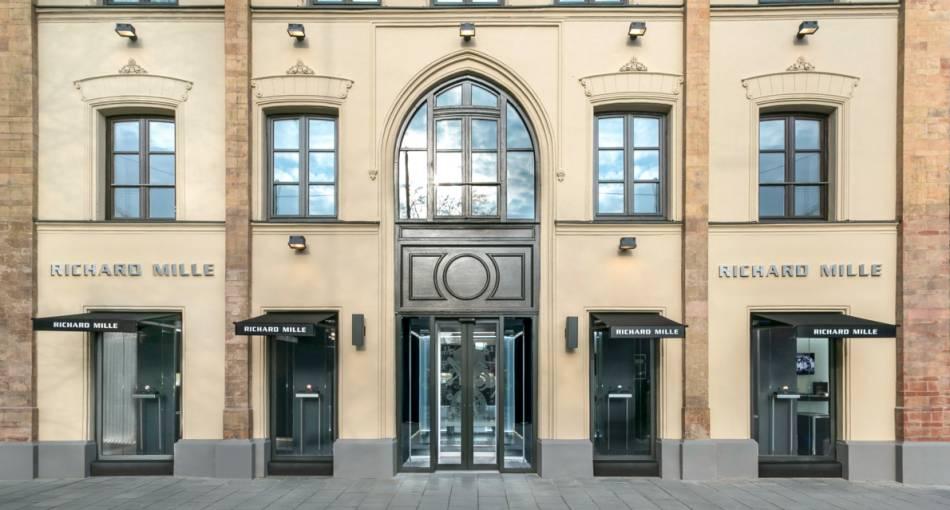 Richard Mille : ouverture d'une boutique à Munich