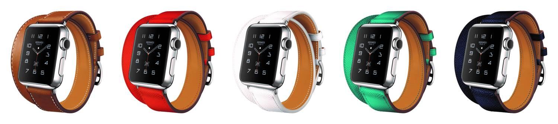 Hermès : les bracelets Apple Watch en vente séparément
