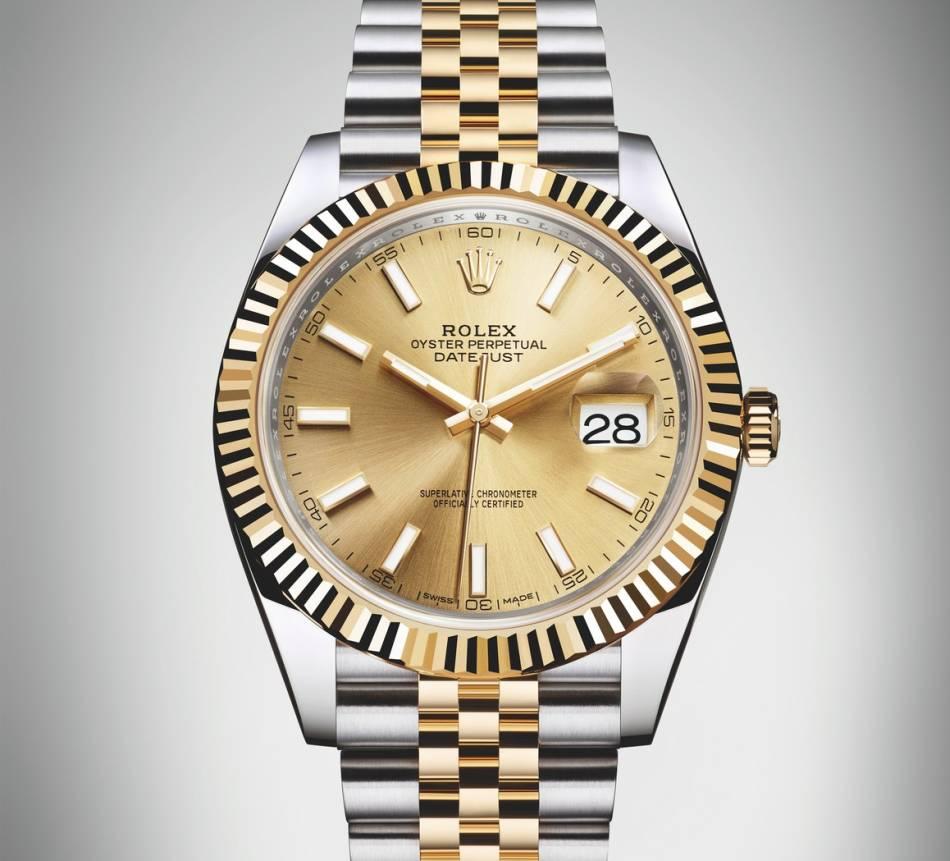 b2e12a32b42 Rolex Datejust 41   le retour en grâce d une star de l horlogerie